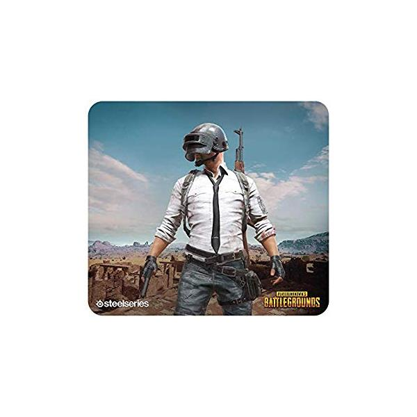 Alfombrilla SteelSeries Qck+ PUBG Miramar Edition