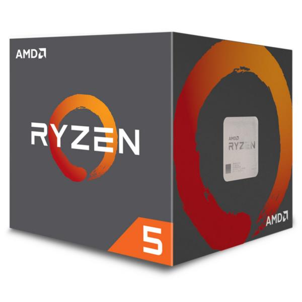 RYZEN 5 1400 3.4GHZ 4 CORE 65W