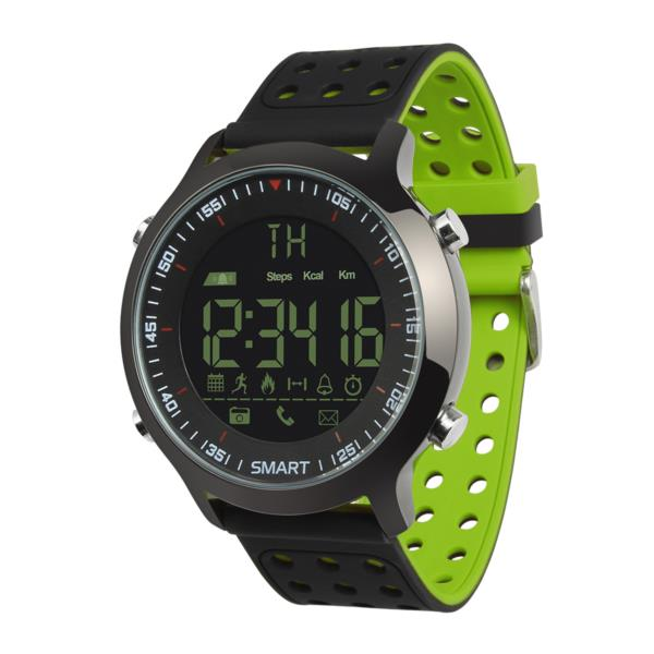 LEOTEC SMARTWATCH Hardly Life Green
