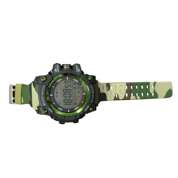 LEOTEC SMARTWATCH Blue Mountain Camuflaje