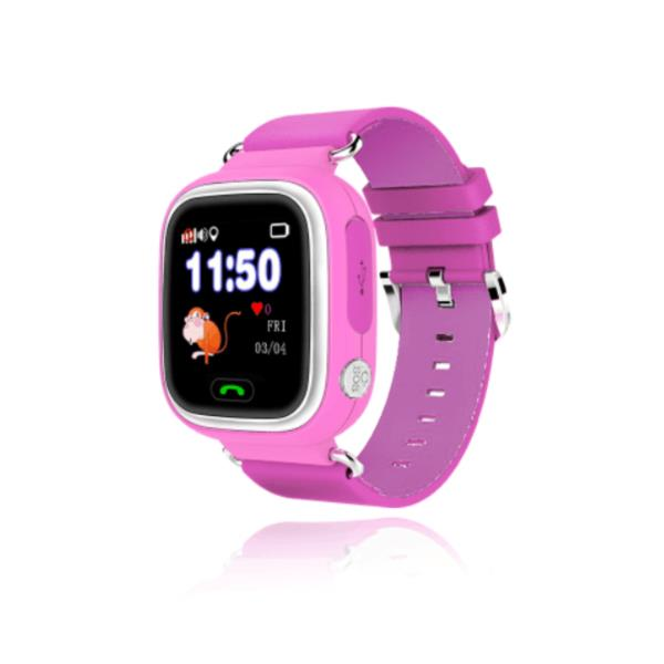 "LEOTEC SMARTWATCH KIDS WAY GPS ANTI-PERDIDA ROSA 1.22""IPS TACTIL GPS LLAMADAS"