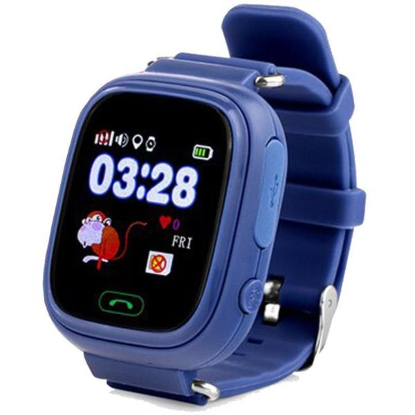 "LEOTEC SMARTWATCH KIDS WAY GPS ANTI-PERDIDA MARINO 1.22""IPS TACTIL GPS LLAMADAS"