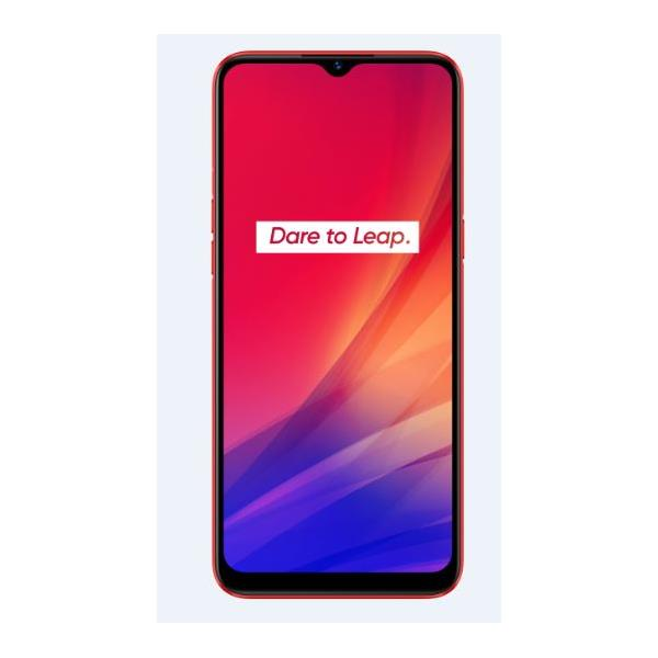"SMARTPHONE REALME C3 -6.52"", OC, 3GB, 64GB, AND 10, RED"