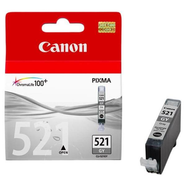 CLI-521 GY Colour Ink Cartridge