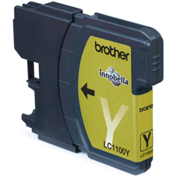 LC-1100Y INK CARTRIDGE YELLOW