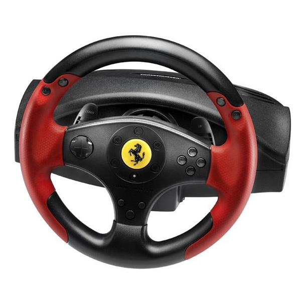 VOLANTE + PEDALES THRUSTMASTER FERRARI RED LEGEND EDITION PC / PS3