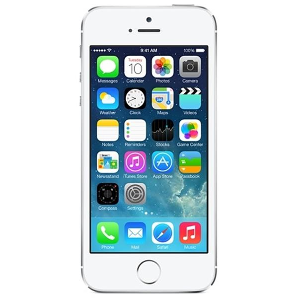 iPHONE 5S 16GB - Gris espacial, Reacondicionado Grado B