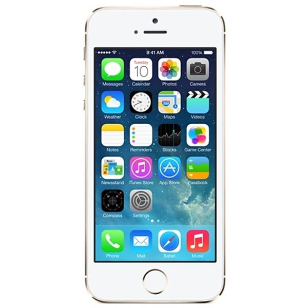 iPHONE 5S 16GB - Dorado, Reacondicionado Grado A