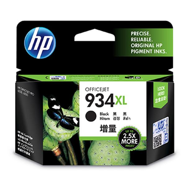 HP Ink Cart/934XL Black