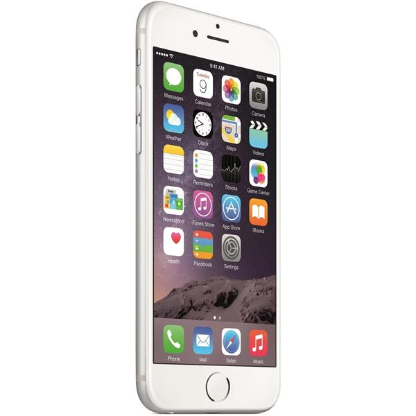 iPHONE 6 PLUS 16GB - Plateado, Reacondicionado Grado A
