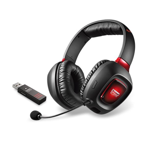 AURICULARES CREATIVE SOUND BLASTER TACTIC3D RAGE WIRELESS V2.0