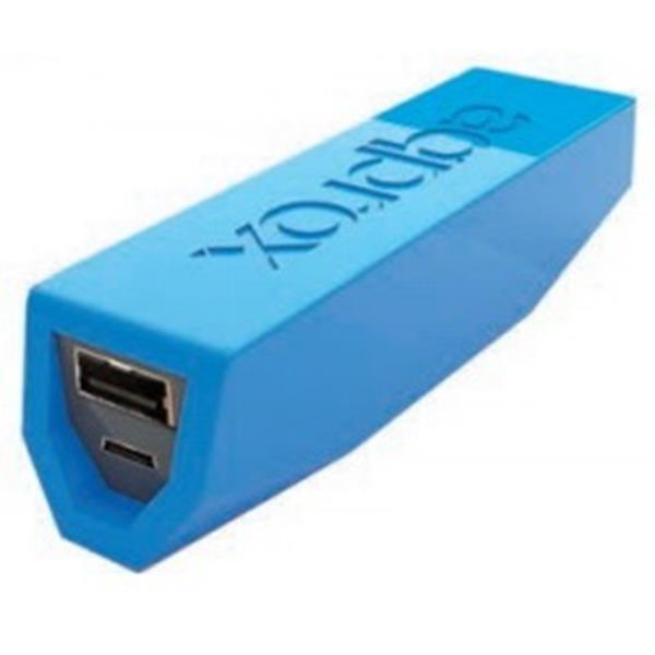 Power Bank Universal 2600 mAh blue