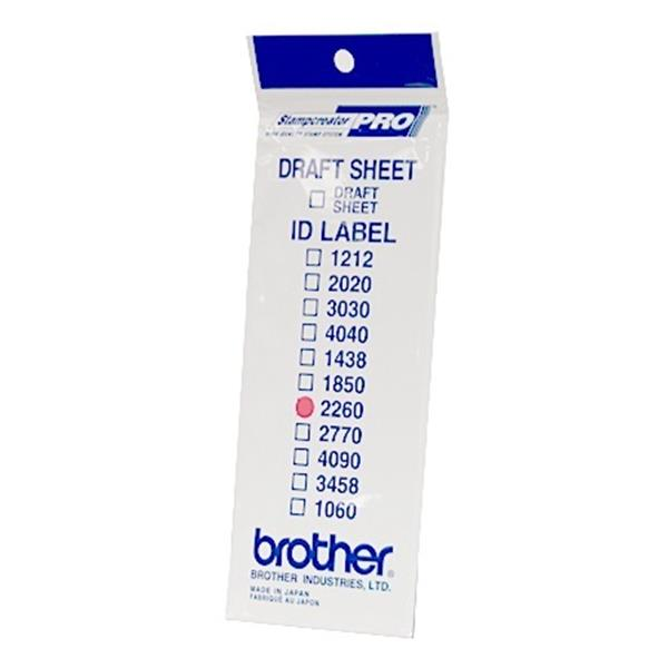 LABELS 22X60MM SC-2000