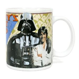 TAZA CERAMICA GALAXY BEST DAD STAR WARS