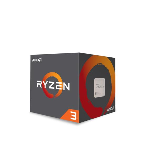 PROCESADOR AMD RYZEN 3 1300 3.7GHZ SKT AM4 65W