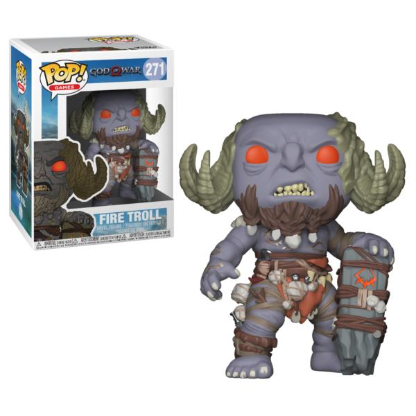 POP - GOD OF WAR FIRE TROLL