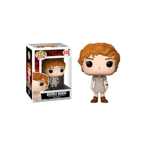 POP - IT BEVERLY MARSH (KEY NECKLACE)