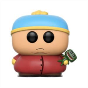 POP - SOUTH PARK CARTMAN WITH CLYDE LIM. ED.