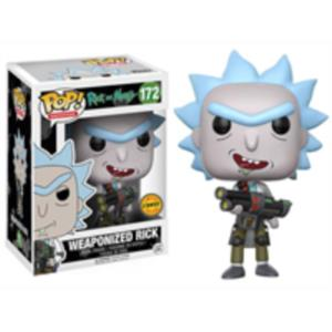 POP - RICK & MORTY WEAPONIZED MORTY