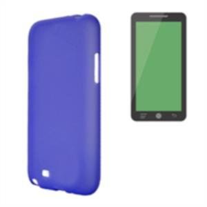 X-One Funda TPU Wiko U Feel Azul